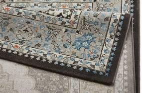 Mint Rugs - Hanse Home koberce Kusový koberec Classico 102704 schwarz grau - 120x170 cm