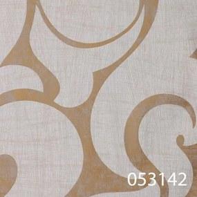 Vliesové tapety, benátský vzor zlatý, La Veneziana 53142, Marburg, rozmer 10,05 m x 0,53 m