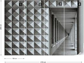 Fototapeta GLIX - The Hall + lepidlo ZADARMO Vliesová tapeta  - 104x70 cm