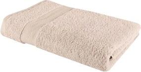 Osuška bavlnená krémová 70x140 cm EMI