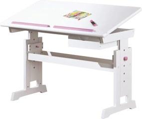 Sconto Nastaviteľný písací stôl BERNIS