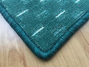 Vopi koberce AKCE: 50x80 cm Kusový koberec Valencia zelená - 50x80 cm