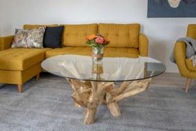 Dizajnový konferenčný stolík Armando