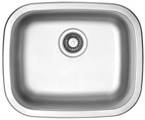 Kuchynský nerezový drez Sinks NEPTUN 526 V