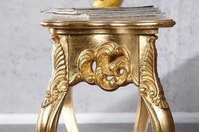 Konzola Venice zlato 110cm