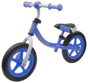 BABY MIX Nezaradené Detské odrážadlo bicykel Baby Mix TWIST modré Modrá |