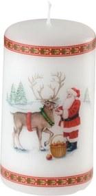 Sviečka, Santa so sobom, malá Winter Specials