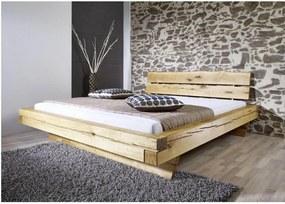 Posteľ ELISA SMREK Rozmer - postelí, roštov, nábytku: 180 x 200 cm
