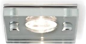 ASTRO 5580 ICE LED štvorcová číre sklo 700mA LED 3W IP65 3000K