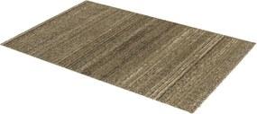 Astra - Golze koberce Kusový koberec Samoa 150063 Melange Light Brown - 80x150 cm