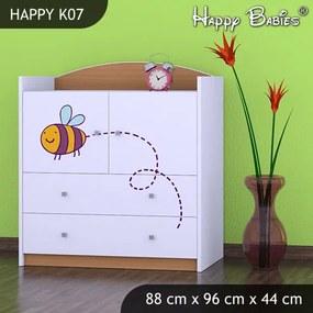 Komoda Happy Buk K07