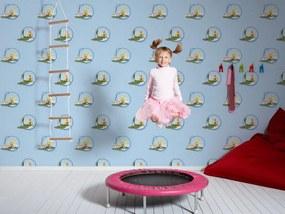 Výpredaj - Detské tapety na stenu Kids Best Friends 941841