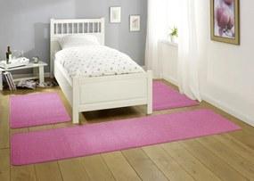 Hanse Home Collection koberce Kusový koberec Nasty 101147 Pink - 67x120 cm