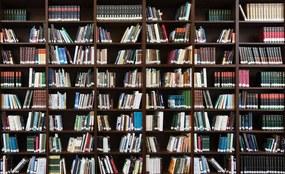Fototapeta - Knihy na polici (254x184 cm), 10 ďalších rozmerov
