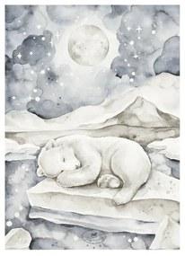 Plagát - Lovely Bear