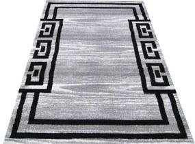 Koberec Soho 04 sivý - 80x150 cm
