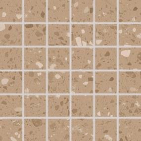 Mozaika RAKO Porfido okrová 30x30 cm mat / lesk DDM06814.1