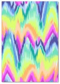 Moderný akrylový fotoobraz Dúhové pozadia pl-oa-70x100-f-103037212
