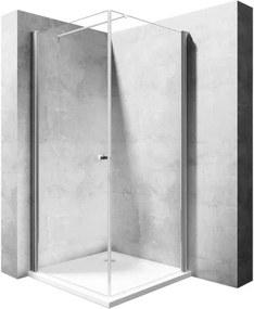 Rea Sprchový box Maxim Veľkosť: 80 x 80 cm