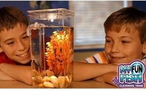 Samočistiace akvárium My Fun Fish