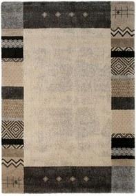 Festival koberce Kusový koberec Loftline K20421-02 Beige Grey - 120x170 cm