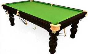 Biliardový stôl Sportino Legend zelený 9ft BRIDLICA