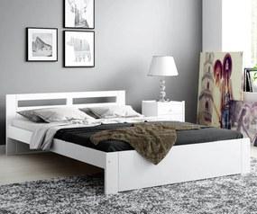 AMI nábytok Postel DMD6 120x200cm bílá
