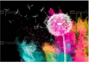 Murando DeLuxe Tapeta exploze barev 150x105 cm
