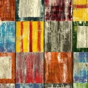 Samolepiace fólie mozaika Bahia, metráž, šírka 45cm, návin 15m, d-c-fix 200-3177, samolepiace tapety
