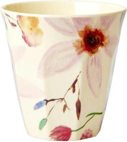 rice Melamínový pohárik Selmas Flower