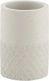 Gedy AFRODITE pohár na postavenie, cement 4998