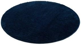 Gözze Koberec do kúpeľne Rio, Ø 110 cm (tmavomodrá), modrá (100247921)