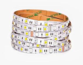 LED Solution RGBW LED pásik + biela 14,4W 24V bez krytia Farba svetla: RGB + teplá biela 085131