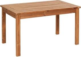 Záhradný stôl drevený PROWOOD z ThermoWood - Stôl ST1 135