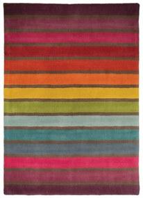 Vlnený koberec Flair Rugs Illusion Candy, 80 × 150 cm