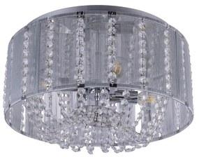Globo Globo 15091D - Krištáľové stropné svietidlo WALLA 4xE14/40W/230V GL6204