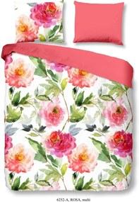 Obliečky na dvojlôžko z bavlny Good Morning Rosa, 200 × 200 cm