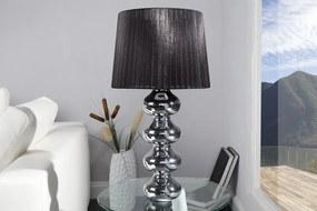 Stolná lampa Mia čierna