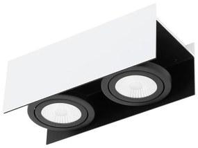 Eglo Eglo 39316 - LED bodové svietidlo VIDAGO 2xLED/5,4W/230V EG39316