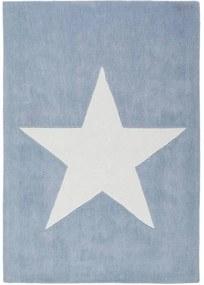Lalee koberce Kusový koberec Dream DRE 700 Pastel Blue - 120x170 cm