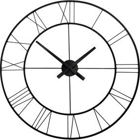 Tutumi Nástěnné hodiny Loft Round 60 cm
