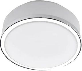 Flush AU491 stropné svietidlo 2xE27, 60W, 230V, chróm