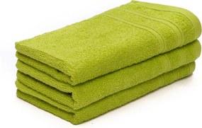 Detský uterák Bella zelený 30x50 cm