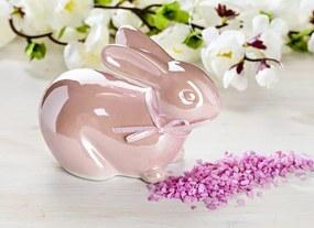Magnet 3Pagen Lesklý zajačik ružová