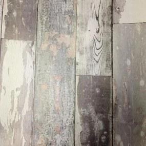 Samolepiace fólie Scrapwood sivé, metráž, šírka 45cm, návin 15m, GEKKOFIX 13400, samolepiace tapety