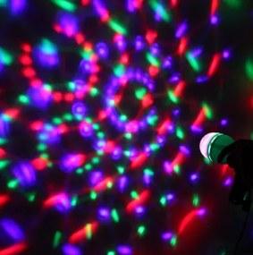 ISO Disco LED žiarovka, 1075