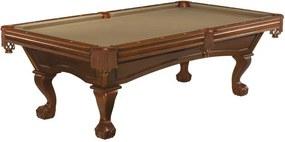 Biliardový stôl Brunswick Glenwood 8f Chestnut košíkový
