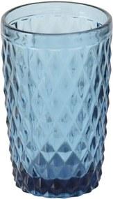DekorStyle Pohár AURORA modrý