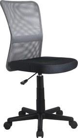 Halmar Detská stolička Dingo - šedá