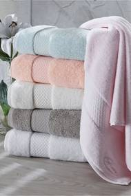 Soft Cotton Uterák ELEGANCE 50x100 cm Biela